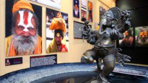 posvátný Ganesha