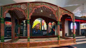 nosítka pro bohyni Kumari, Nepál