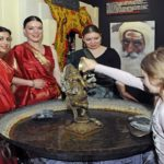 Bůh štěstí _Ganesha, zdroj:  Technické muzeum