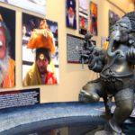 Indie, posvátný Ganesha