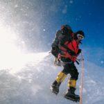 Antarktida - po zdolání nejvyšší hory Mt. Vinson