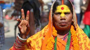 Nepál - energie duchovna