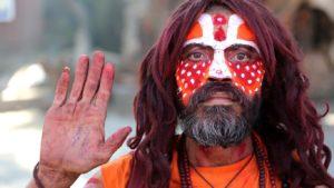 Nepál - síla svatých mužů