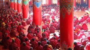 Tibet - duchovní-síla