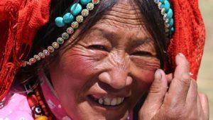 Tibet - krása stáří