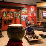 Magický Himálaj, budování výstavy