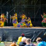 Festival Uprostřed, na Moravském náměstí v Brně