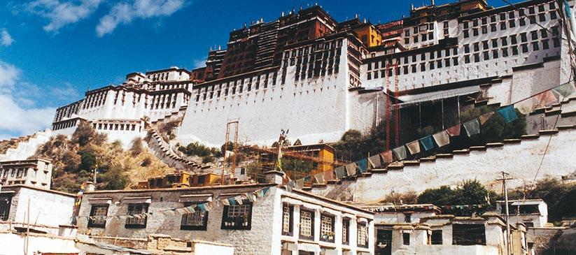 CINA-TIBET-NEPAL-INDIE